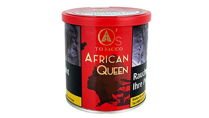 Os Tobacco African Queen