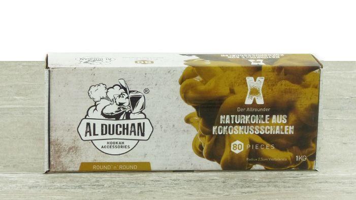 Al Duchan X Kokoskohle 1 kg