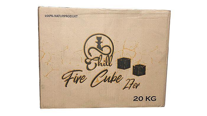 Chill Fire Cube 27'er 20 KG