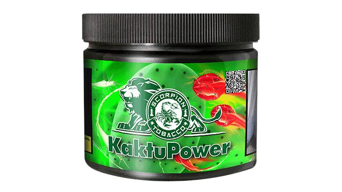 Scorpion Tobacco Kaktu Power