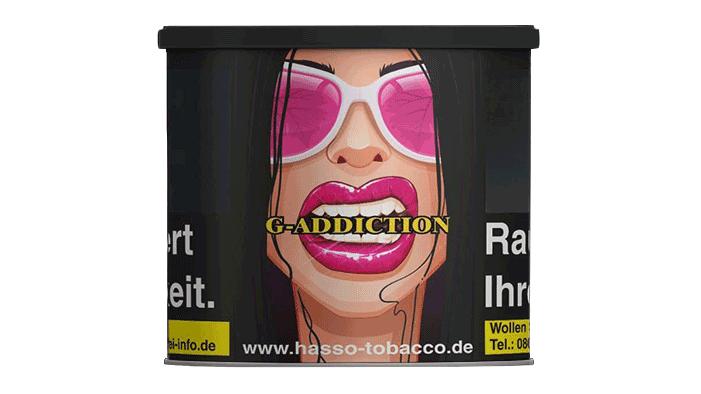 Hasso Tobacco G-Addiction