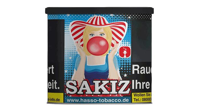 Hasso Tobacco FLYING SAKIZ