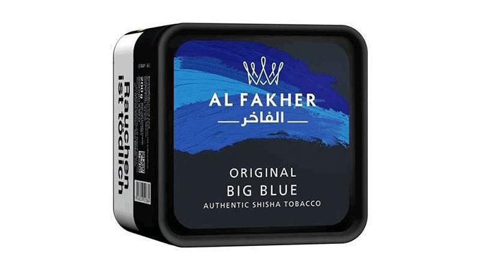 Al Fakher Original Big Blue