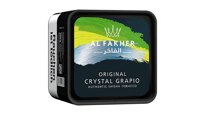 Al Fakher Original Crystal Grapio 1KG