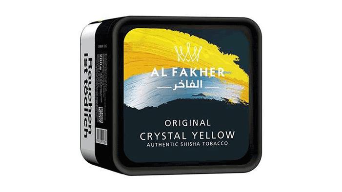Al Fakher Original Crystal Yellow